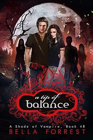 A Tip of Balance (A Shade of Vampire #48)