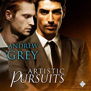 Audio Book Review: Artistic Pursuits by Andrew Grey (Author) and John Solo (Narrator)