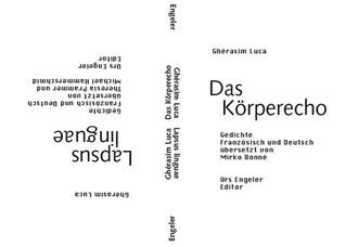 Lapsus Linguae / Das Körperecho