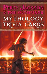 Percy Jackson & the Olympians - Mythology Trivia Cards