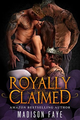 Royally Claimed (The Triple Crown Club, #2)