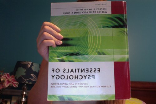 Essentials of Psychology: Concepts and Applications 3rd Edition by Nevid, Jeffrey S. [Paperback]