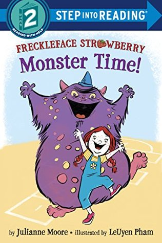 Freckleface Strawberry: Monster Time! (Step into Reading)