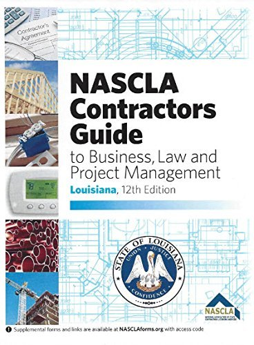 NASCLA Contractors Guide to Business, Law and Project Management