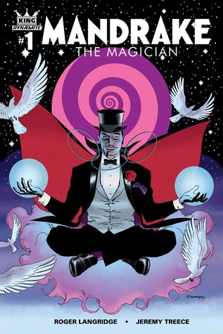 King Mandrake the Magician - 2015