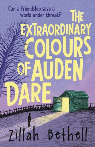 Carolyn S Review Of The Extraordinary Colours Of Auden Dare