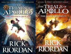 The Trials of Apollo bundle (The Trials of Apollo #1-2)