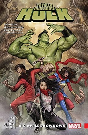 The Totally Awesome Hulk, Volume 3: Big Apple Showdown