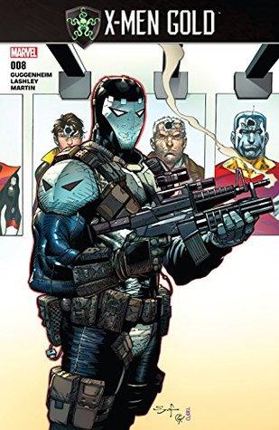 X-Men: Gold #8