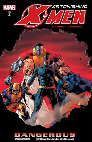 Astonishing X-Men, Volume 2 by Joss Whedon