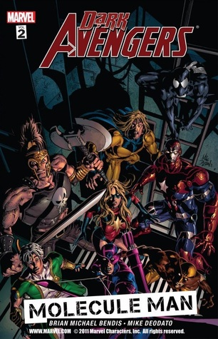 Dark Avengers, Volume 2: Molecule Man