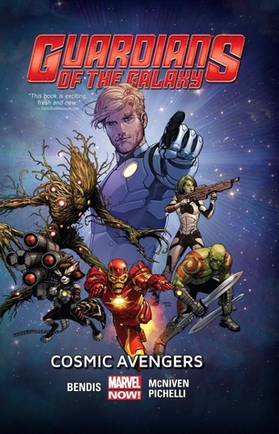 Guardians of the Galaxy, Vol. 1 by Brian Michael Bendis