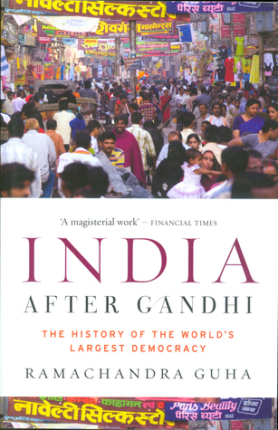 India after gandhi the history of the worlds largest democracy by 356824 fandeluxe Gallery