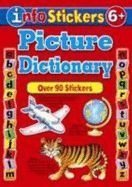 Picture Sticker Dictionary: Info Stickers