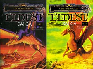 Eldest - Đại Ca (The Inheritance Cycle, #2)