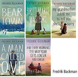 The Fredrik Backman Set