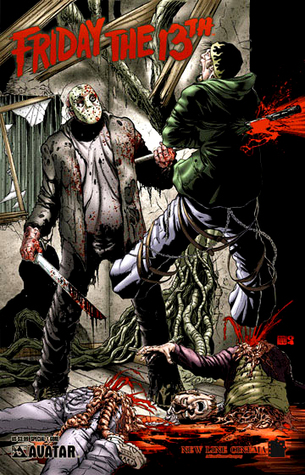 Friday the 13th Special #1 Gore Cover