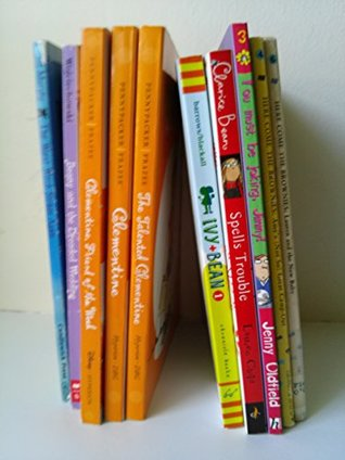 Book Sets for Girls (Grade 2 - 3): Ivy Bean; Clarice Bean Spells Trouble; Clementine; the Talented Clementine; Is That Really You, Amy? (Here Come the Brownies No. 8)