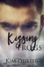 Kissing Frogs by Kim Deister