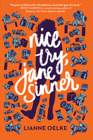 ARC Review: Nice Try, Jane Sinner by Lianne Oelke
