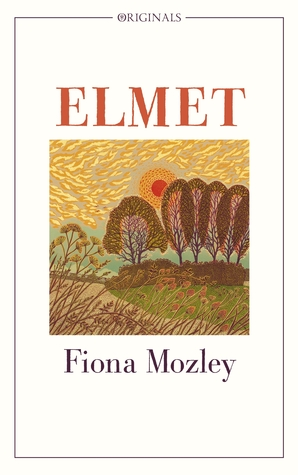 Elmet book cover