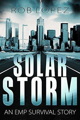 Solar Storm by Rob Lopez