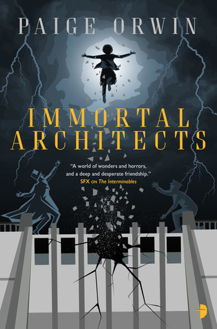 Immortal Architects (Interminables, #2)