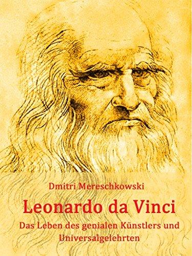 Leonardo da Vinci: Biografischer Roman