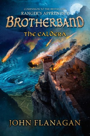 The Caldera (Brotherband Chronicles #7)