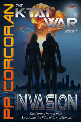 Invasion by P.P. Corcoran