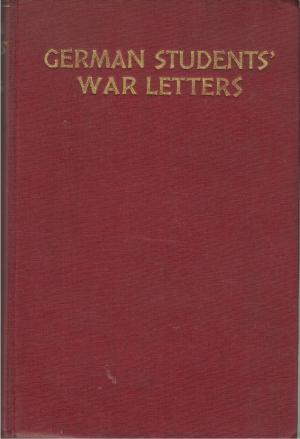 German Students' War Letters