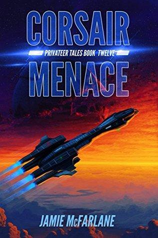 Corsair Menace (Privateer Tales, #12)