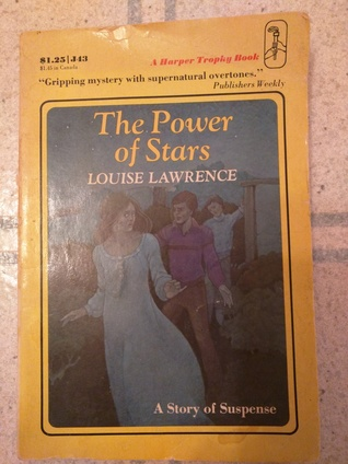 1f915d40ec6 The Power of Stars by Louise Lawrence