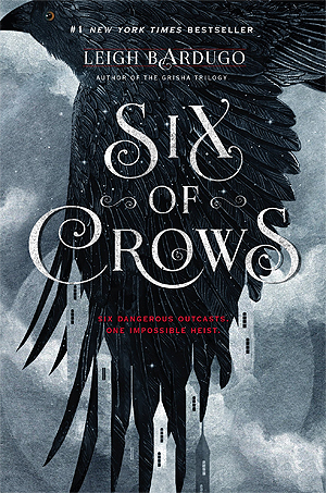 Image result for six of crows leigh bardugo