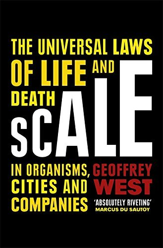 Scale: The Universal Laws of Life and Death in Organisms, Cities and Companies