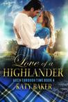 Love of a Highlander (Arch Through Time #4)