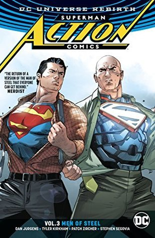 Superman: Action Comics, Volume 3: Men of Steel