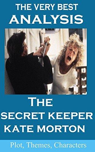 Analysis - The Secret Keeper by Kate Morton