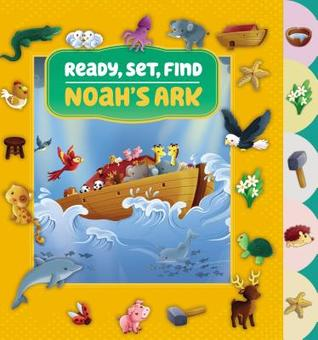 Ready, Set, Find Noah's Ark