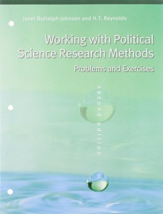 Political Science Research Methods, 6th Edition + Working with Political Science Research Methods, 2nd Edition