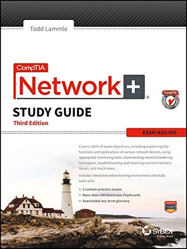 Comptia Network+ Study Guide: Exam N10-006, 3ed