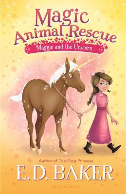 Maggie and the Unicorn (Magic Animal Rescue #3)