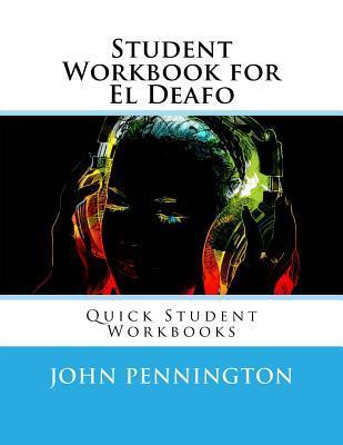 Student Workbook for El Deafo: Quick Student Workbooks