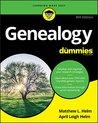 Genealogy For Dummies (For Dummies (Computer/Tech))