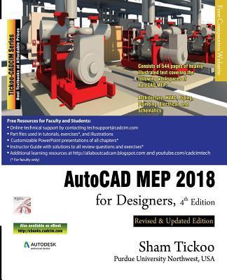 AutoCAD Mep 2018 for Designers