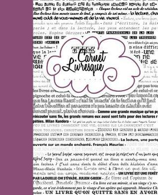 The Carnet Livresque: Organizer & Booster de Vie