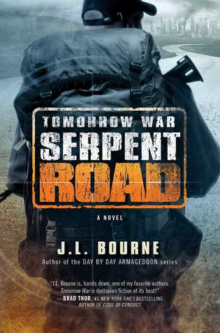 Serpent Road (The Chronicles of Max #2)