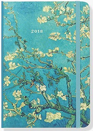 2018 Almond Blossom Weekly Planner (16-Month Engagement Calendar)