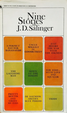 an analysis of j d salingers story a perfect day for bananafish This is the case in the short story a perfect day for bananafish, by jd salinger wwwwriteworkcom/essay/perfect-day-bananafish-analysis-short-story-perfect.