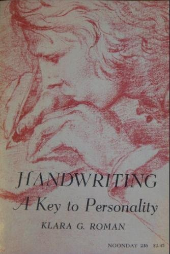 Handwriting a Key to Personality